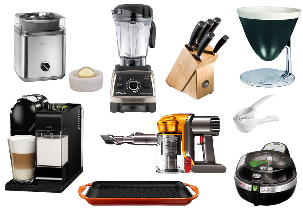 luxury kitchen items
