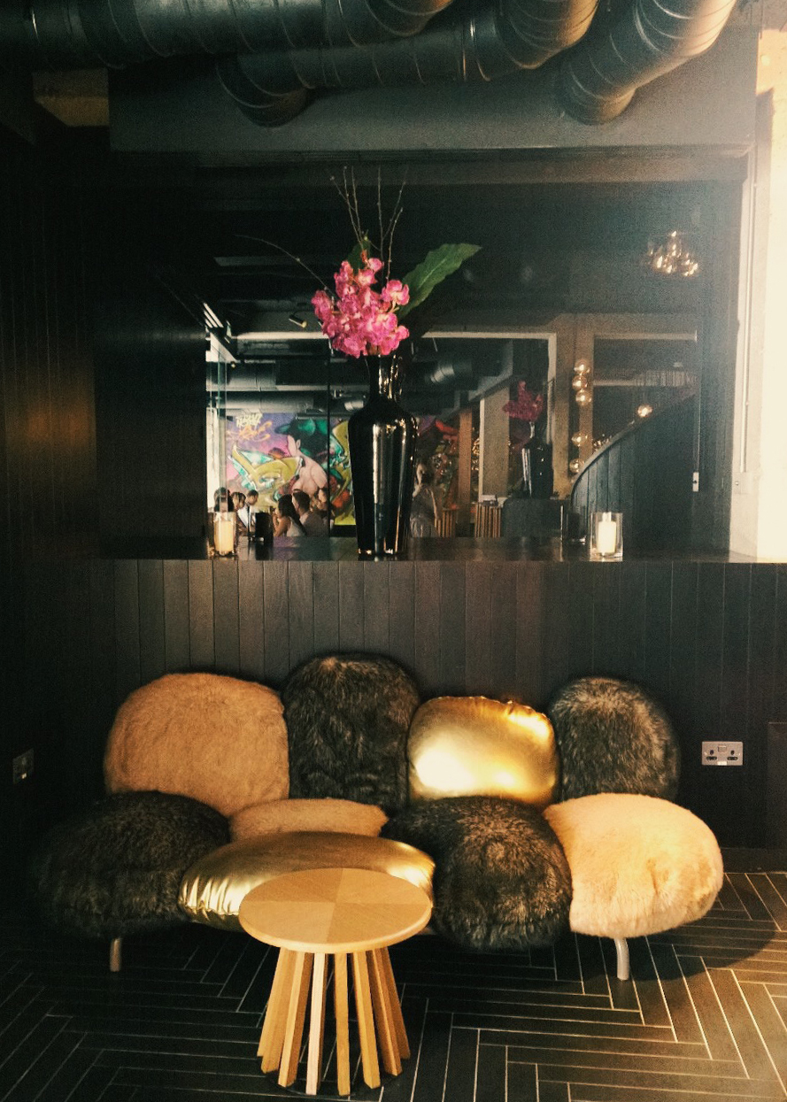 chotto matte interior design