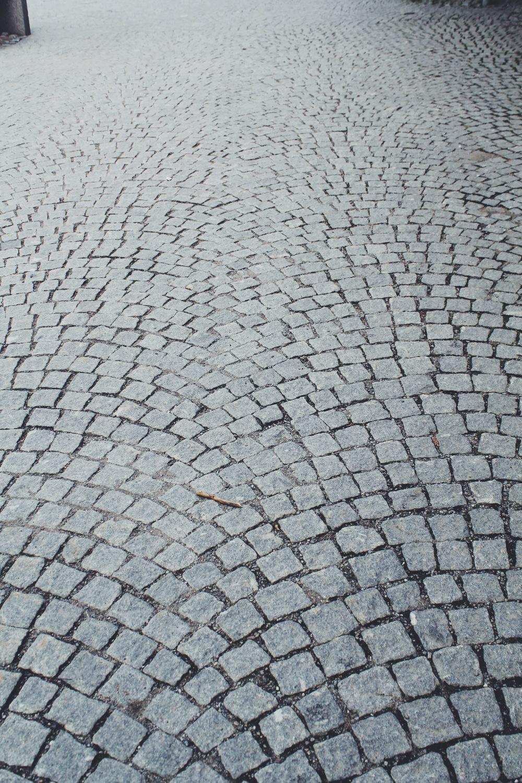 cobbled street stockholm