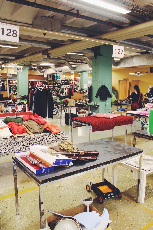 stockholm flea market varberg