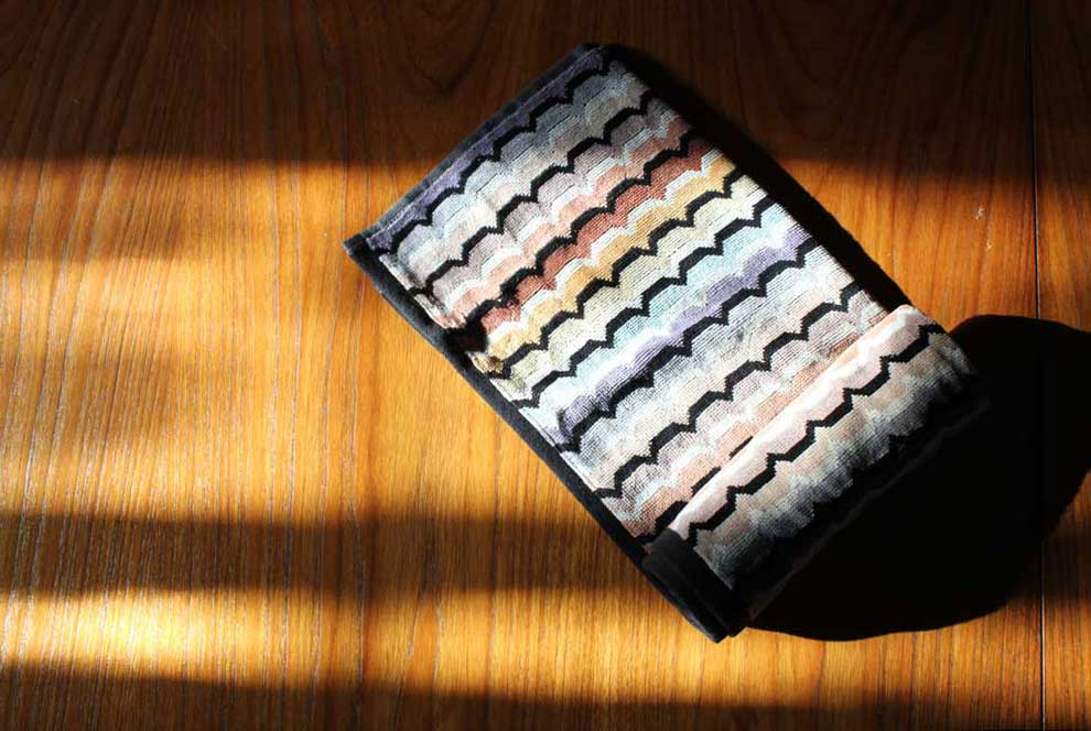 missoni hand towel