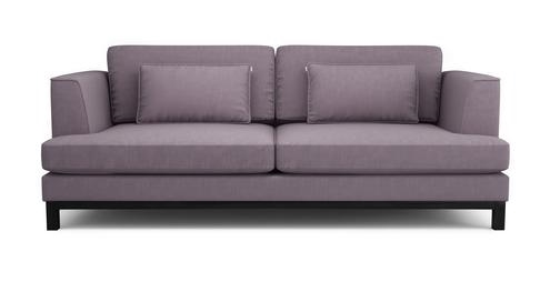 Flint 4 seater sofa, £1098 in Heather.