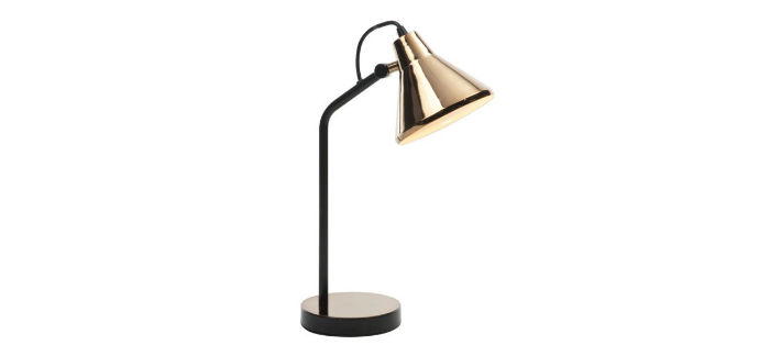 Manison table lamp, £32