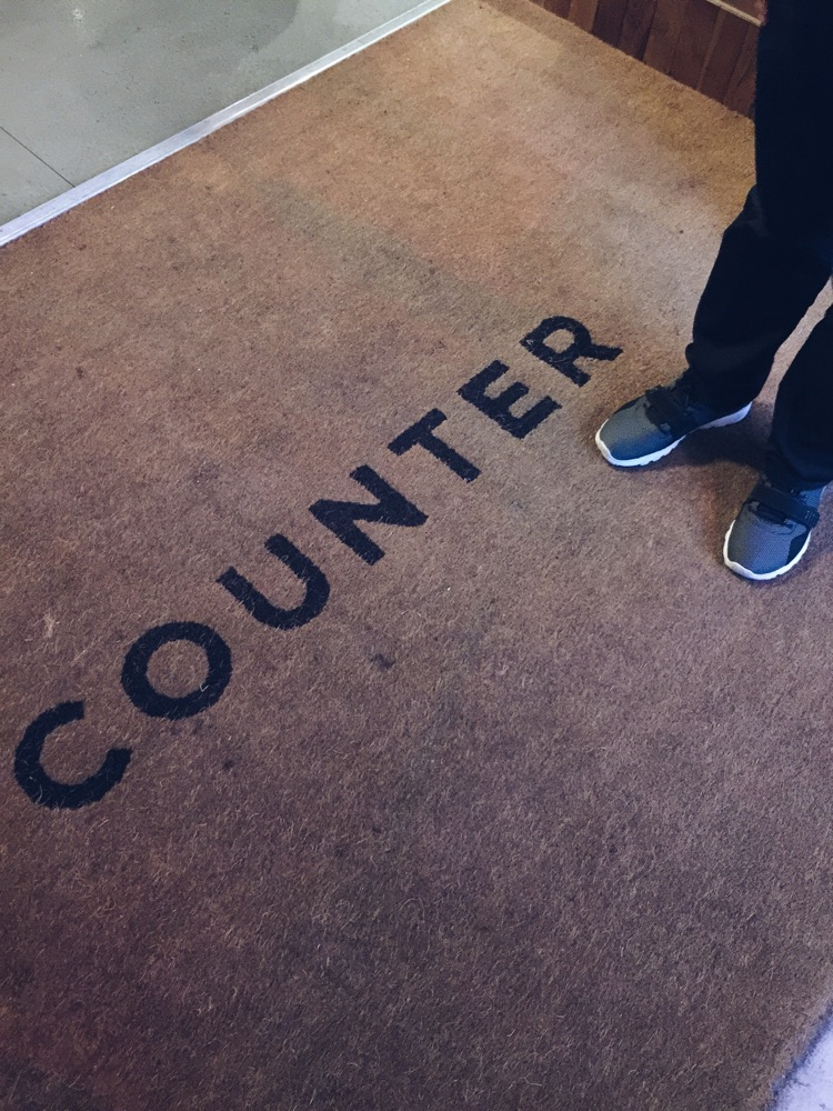 counter vauxhall review
