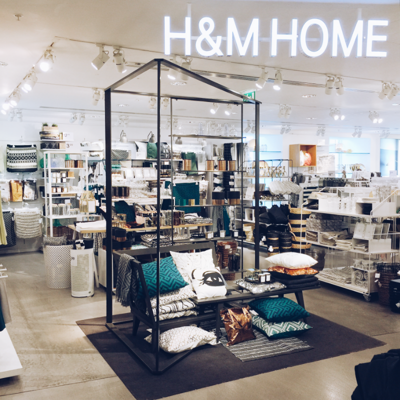 H&M home oxford circus
