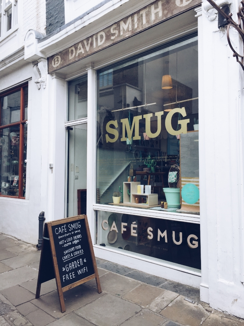 smug islington