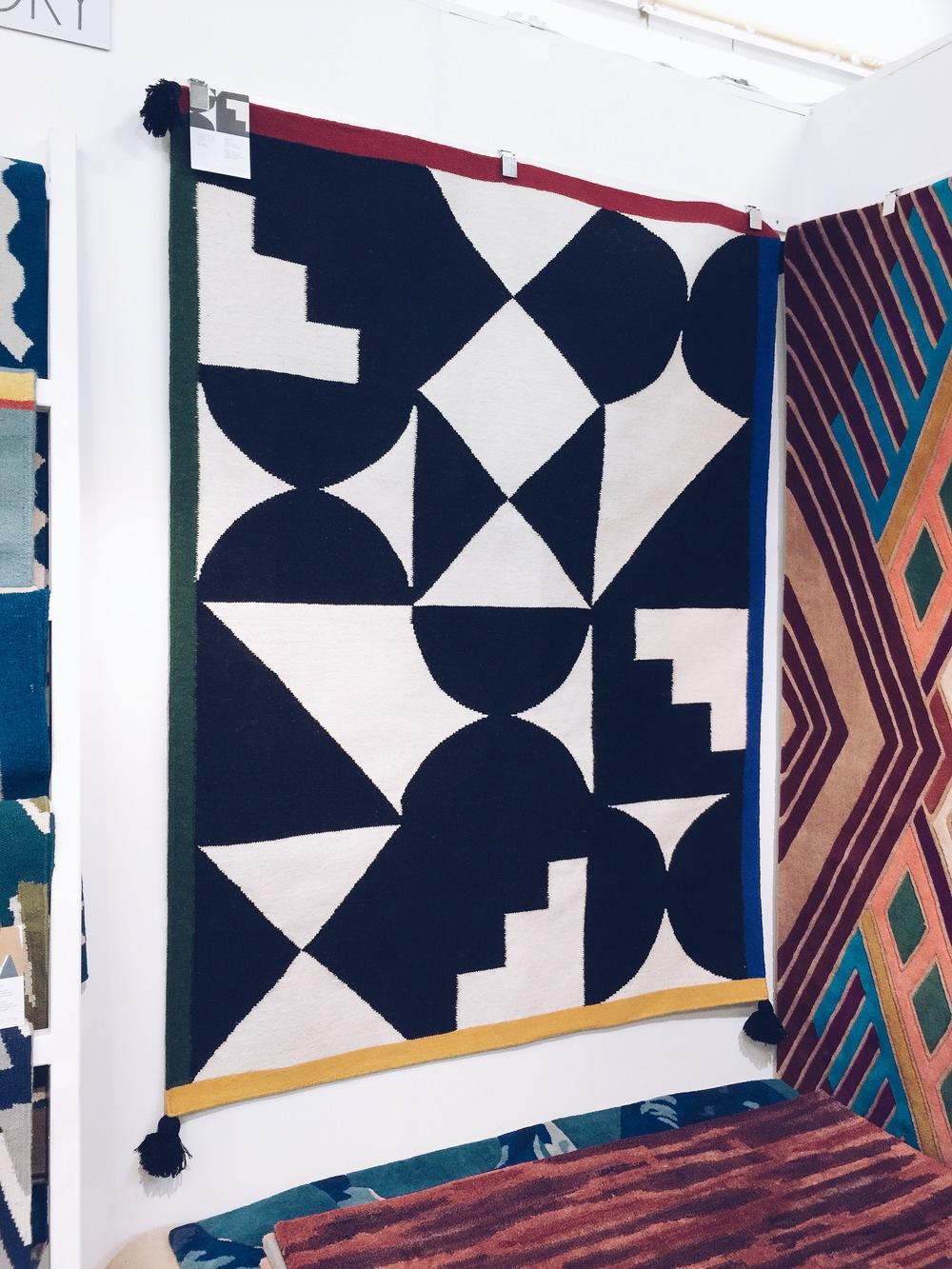 darkroom rug