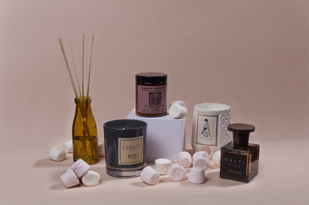 feminine home fragrance