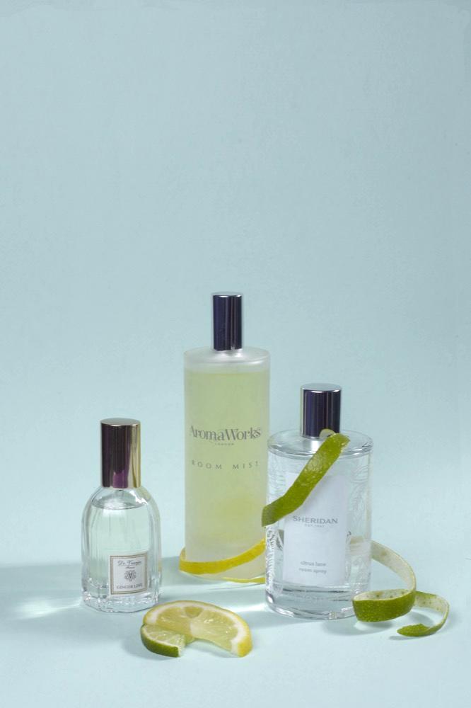 citrus room scent