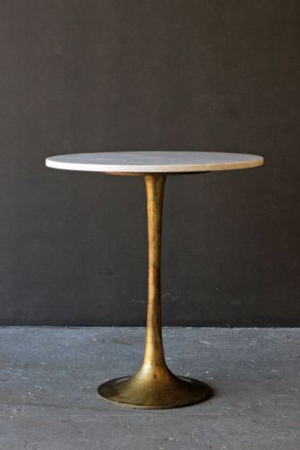 Martini Side Table 15 statement making gold side tables available online now —