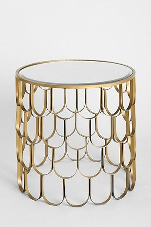 15 STATEMENT MAKING GOLD SIDE TABLES AVAILABLE ONLINE NOW
