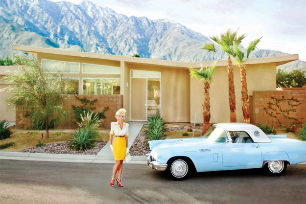 You can buy the above print and other Slim Aarons photography prints over  at Surface View. BUCKET LIST  MODERNISM WEEK IN PALM SPRINGS