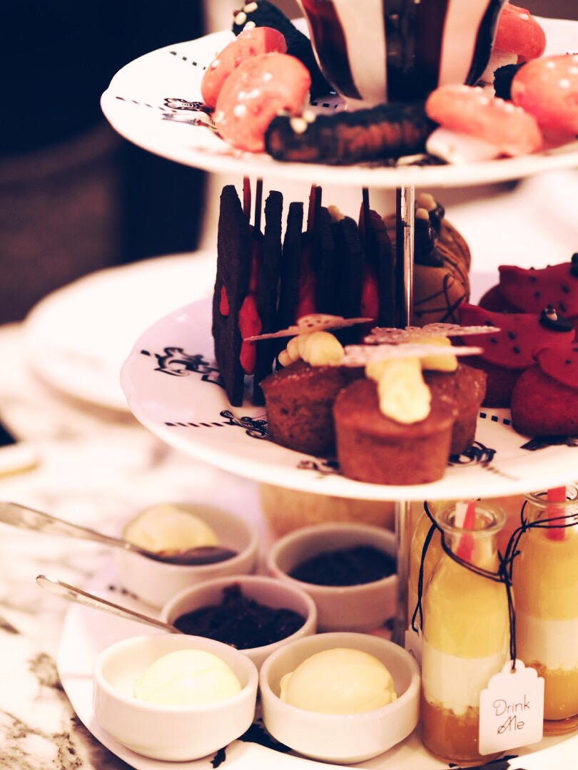 mad hatter afternoon tea