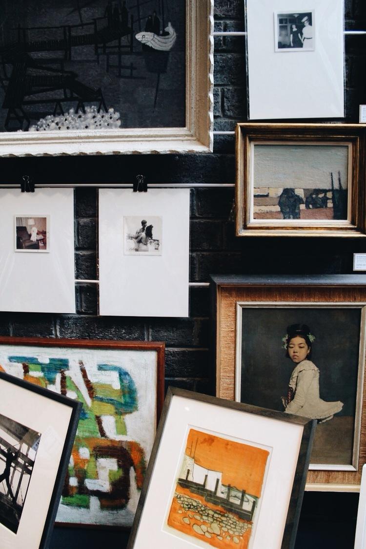 mid century modern art
