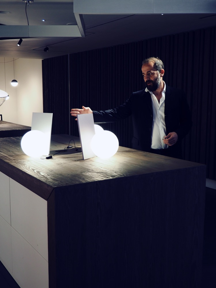 about Michael anastassiades lighting designer