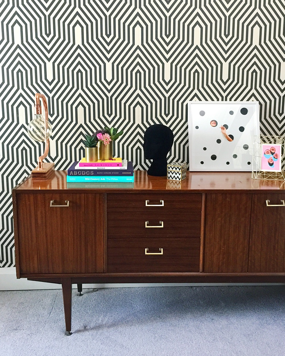 how to style a surface