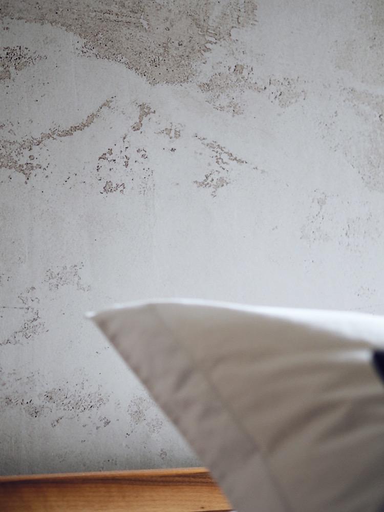 plaster mural wall
