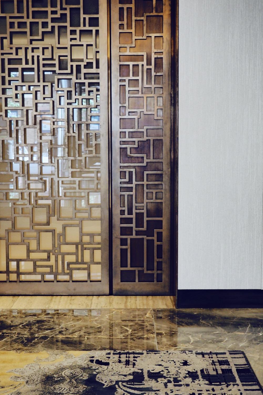 interior design shangri la luxury hotel