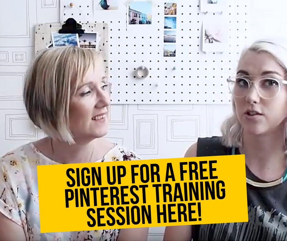 HOW TO GET MORE TRAFFIC FROM PINTEREST
