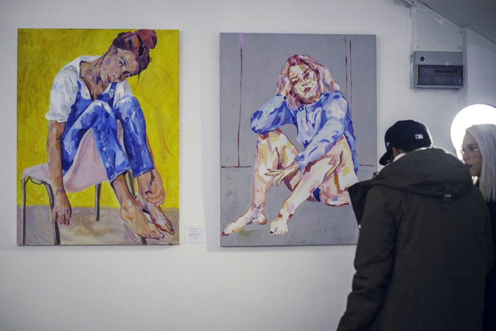 BABE ALERT: STEPHANIE K KANE, ARTIST