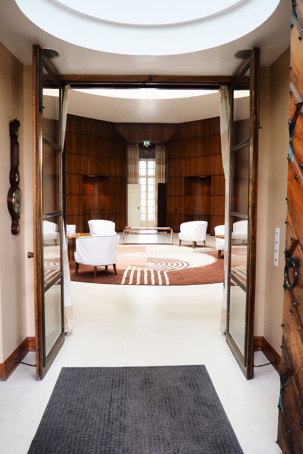 a lesson in art deco interiors at eltham palace sarah akwisombe
