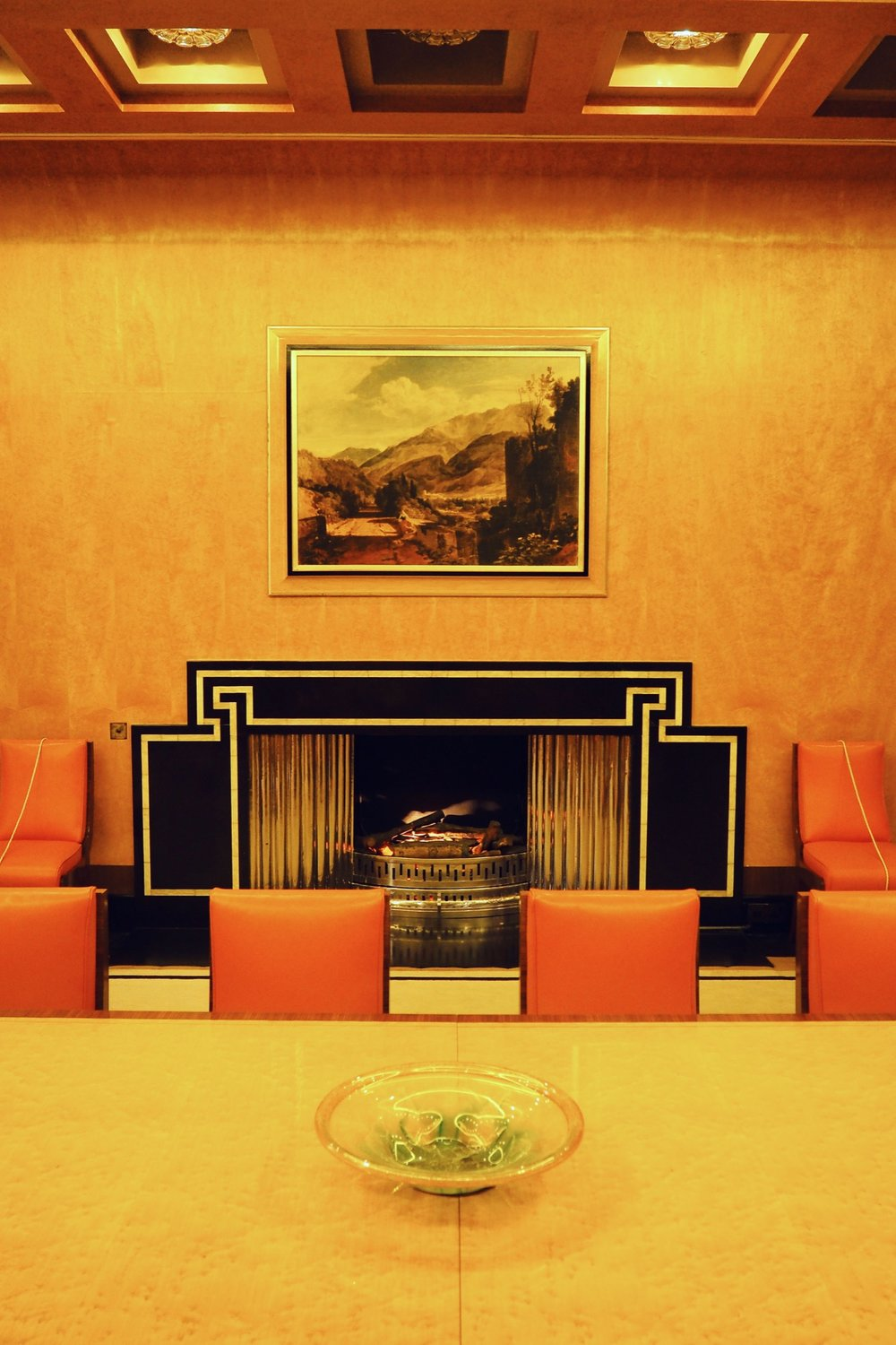 This place was the best inspiration for art deco interiors! See more in my blog post...