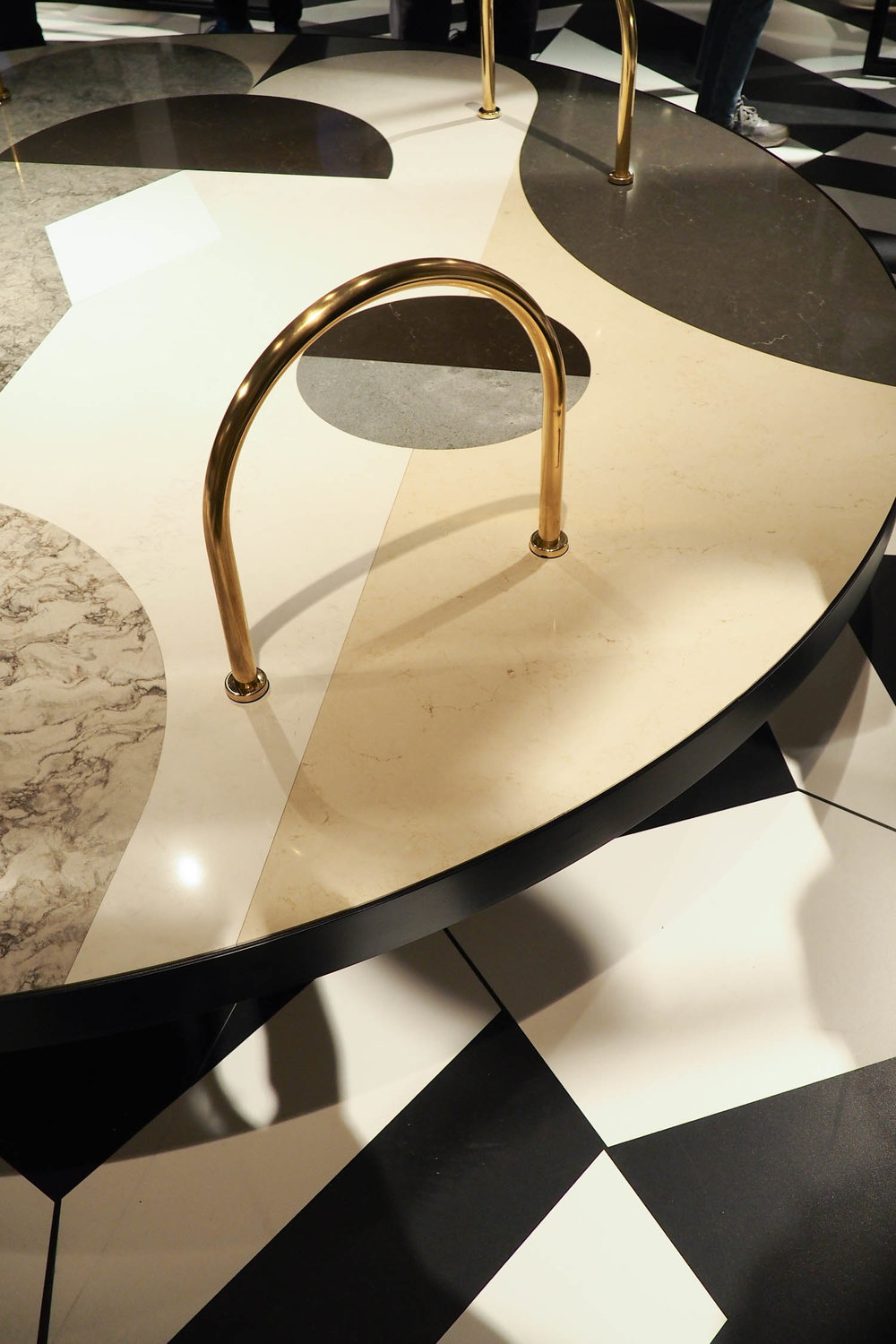 Jaime Hayon for Caesarstone at Milan design Week 2017