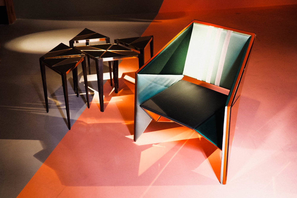 Read all about my first experience of Milan design week - Dimore studio