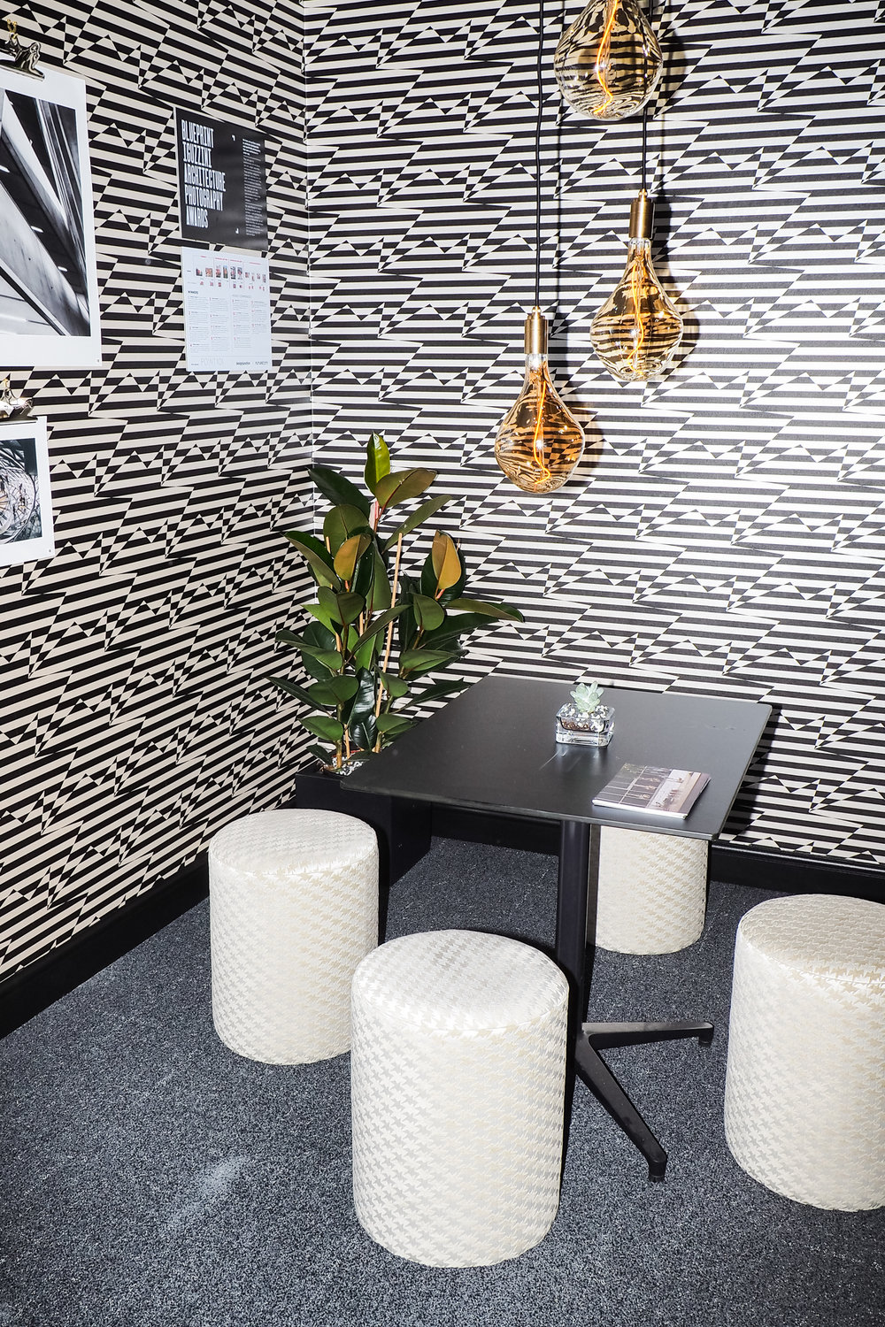 11. mod lounge - Eley Kishimoto teamed up with Kirkby to create a VIP lounge worth visiting