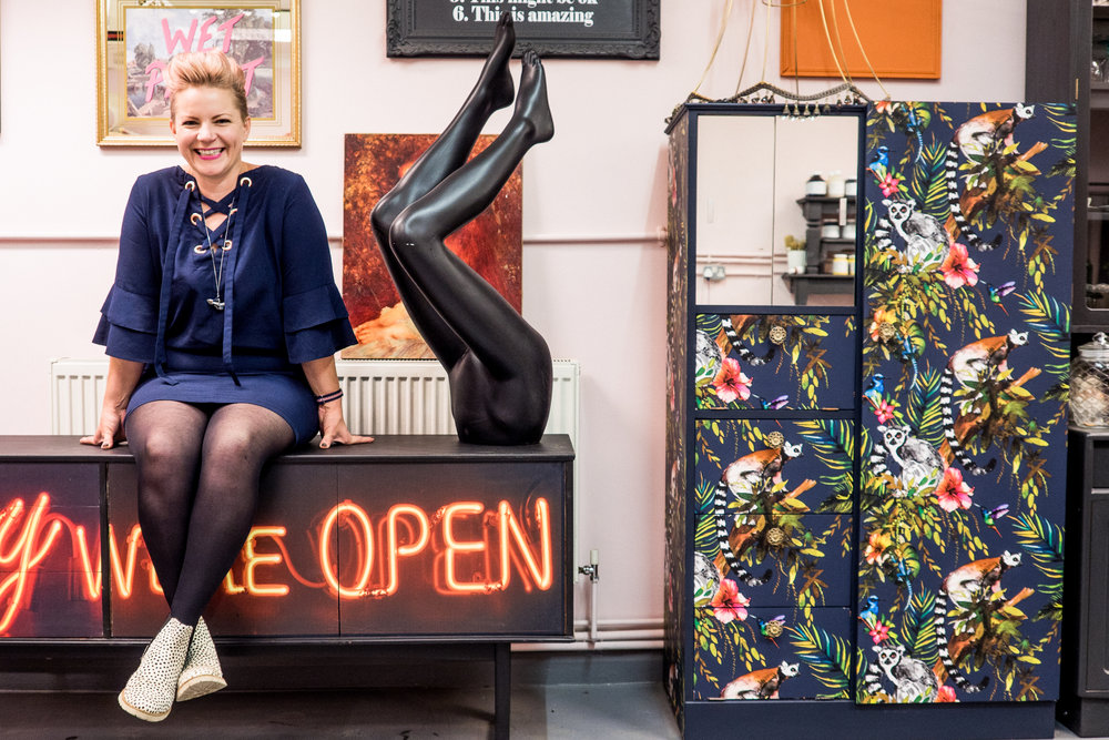 Business advice and tips from female founder Zoe Pocock Muck n Brass