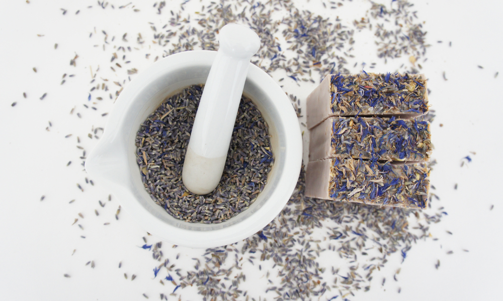 Lavender = Rosemary