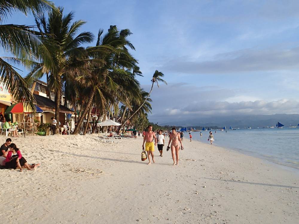 boracay philippines beach travel washington dc photographer