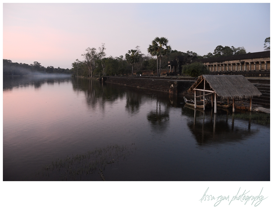 sunrise at angkor wat cambodia travel photography lissa ryan photography