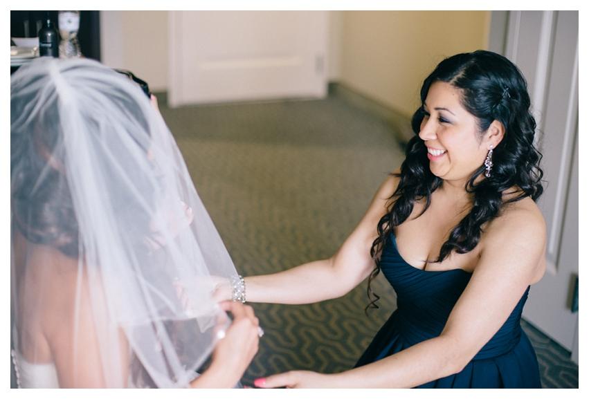 springfield virginia blue and yellow wedding lissa ryan photography wedding photographer