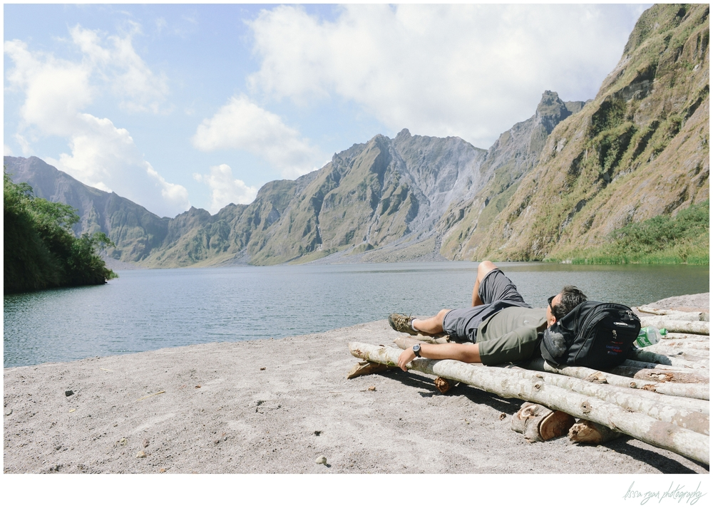 mt. pinatubo crater lake volcano philippines travel photographer hike lissa ryan photography