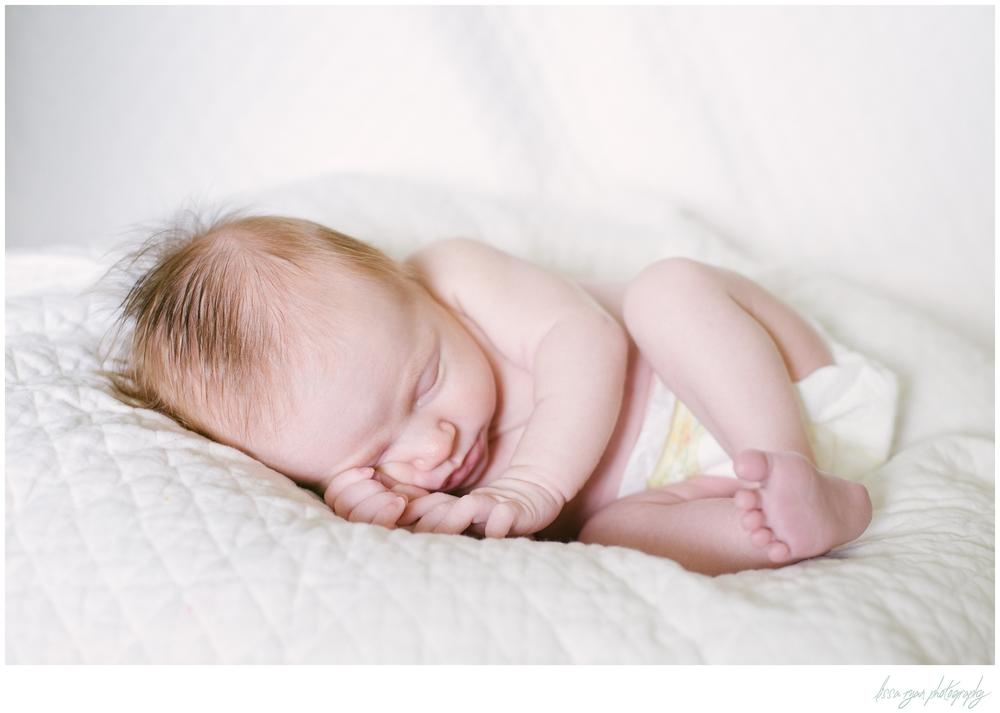 washington dc newborn photographer Lissa Ryan Photography