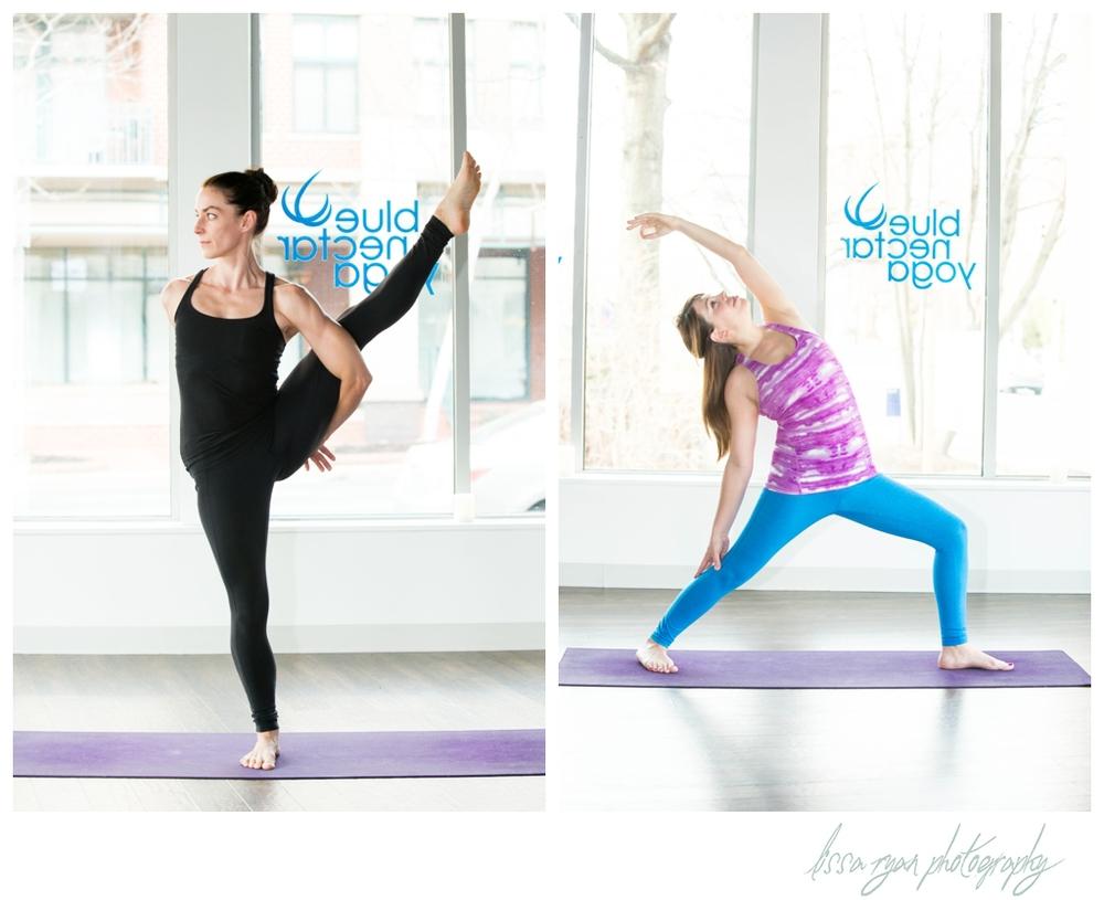 blue nectar yoga falls church virginia yoga studio washington dc yoga photographer lissa ryan photography