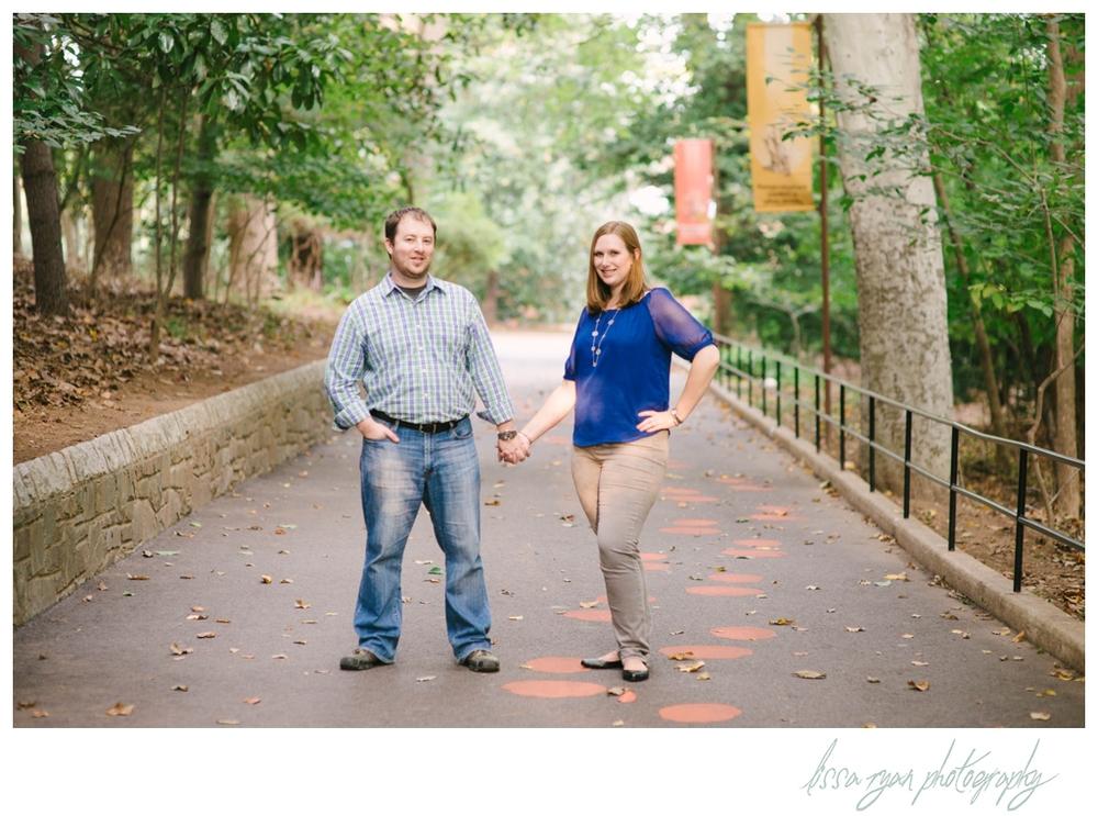 national zoo washington dc engagement session washington dc engagement wedding photographer lissa ryan photographer