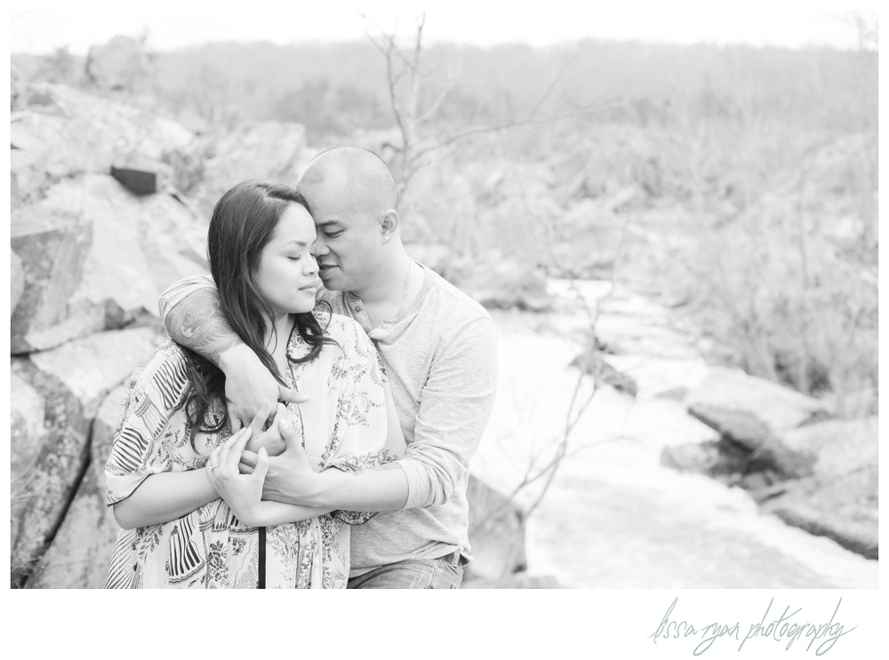 great falls maryland engagement session wedding photographer lissa ryan photography