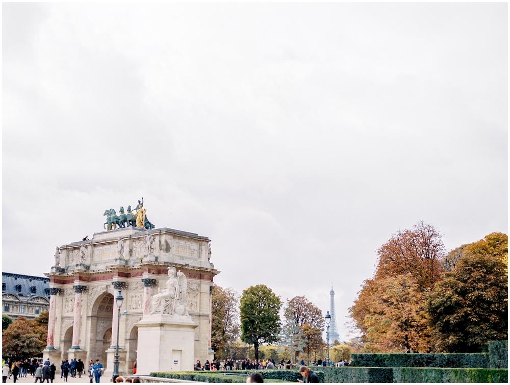 paris film photography fine art photography destination travel photographer lissa ryan photography the louvre eiffel tower