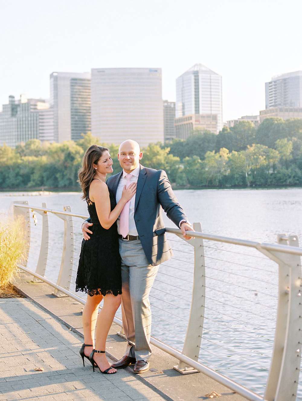 georgetown engagement photos washington dc fine art wedding photographer lissa ryan photography