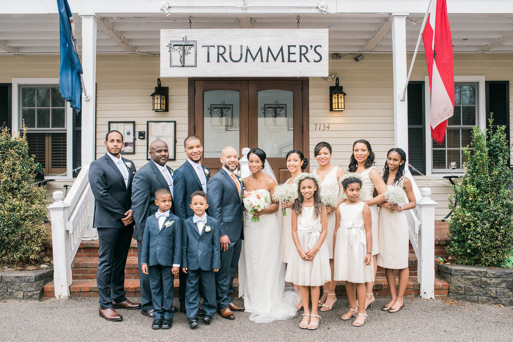 trummers on main clifton virgina wedding photographer lissa ryan photography