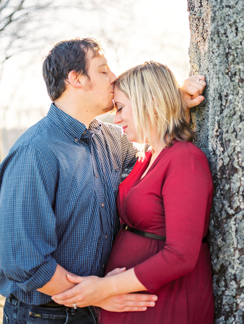 washington dc virginia maternity photographer fine art film lissa ryan photography