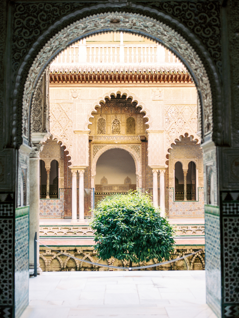 seville spain palace alcazar film travel photography fine art destination photographer lissa ryan photography
