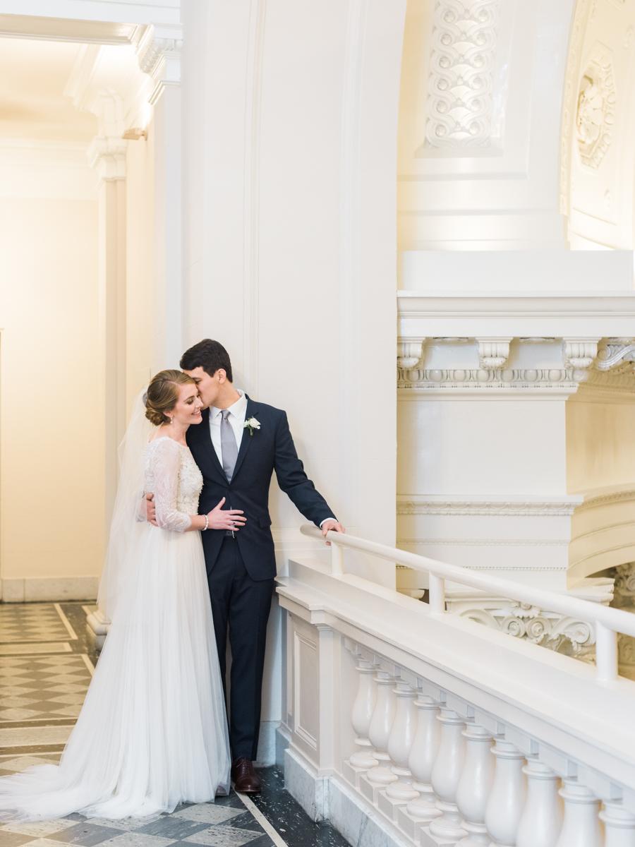 washington dc carnegie institution for science wedding fine art wedding photographer lissa ryan photography