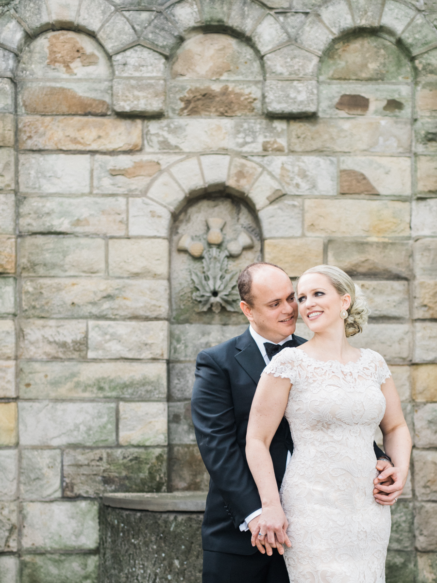 bishops garden washington dc wedding portraits fine art wedding photographer lissa ryan photography