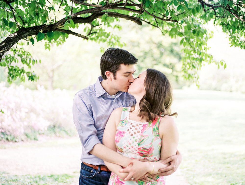 spring georgetown engagement photos washington dc fine art wedding photographer lissa ryan photography