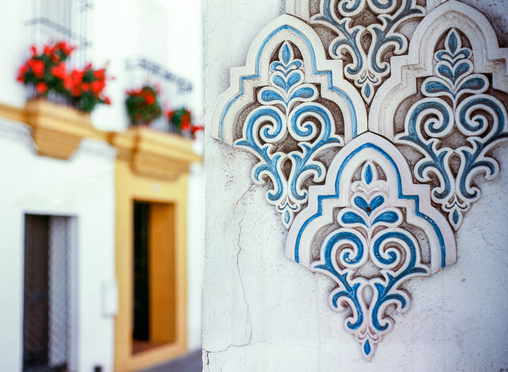 sevilla spain on fine art film travel destination photographer lissa ryan photography