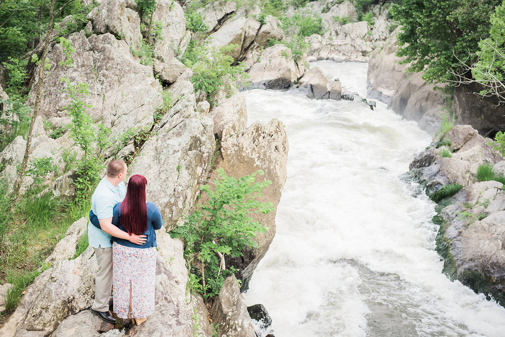great falls engagement photos fine art wedding photographer washington dc lissa ryan photography