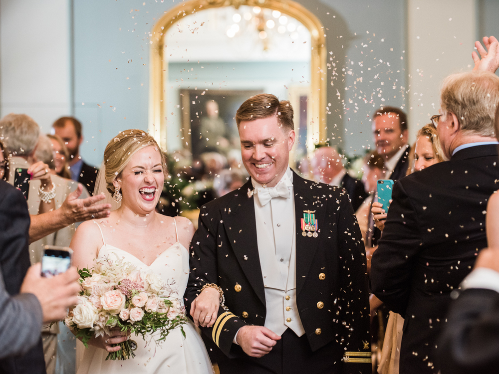 army navy club washington dc elegant blush and gold wedding fine art wedding photographer lissa ryan photography